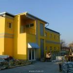 Nadstavba výrobní haly a sídla firmy MONTIS v Kroměříži