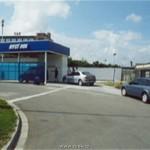 Stavba mycího boxu na ČS Robin oil v Kroměříži