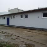 Novostavba a stavební úpravy Pilana Hulín